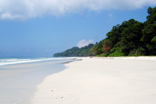 Dazzling Andamans