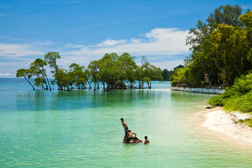 Romantic Andaman